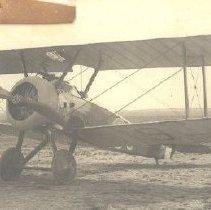 Image of Print, Photographic - Sopwith Camel Aircraft