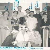 Image of Print, Photographic - St. John's Parish Members
