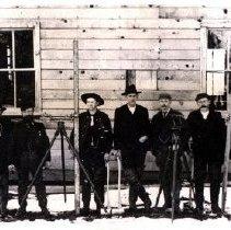 Image of Sumas Prairie Survey Party