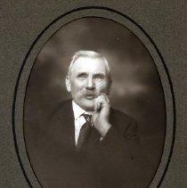 Image of Print, Photographic - Formal portrait of James Crerar Robertson