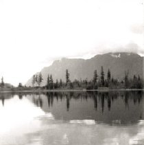Image of Print, Photographic - View of Cheam Lake