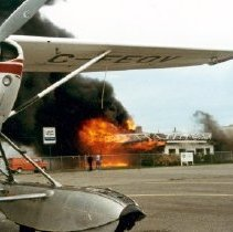 Image of P5643 Fire-Chilliwack Airport