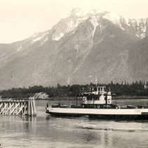 Image of P3408 Agassiz-Rosedale Ferry