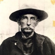 Image of Print, Photographic - Portrait of Billy Miner