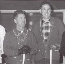 Image of Print, Photographic - Men's Curling Team