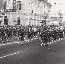 Image of Print, Photographic - Chilliwack Legion Pipe Band