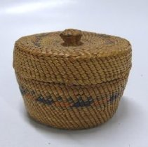 Image of Basket - 1981.001.0005a-b