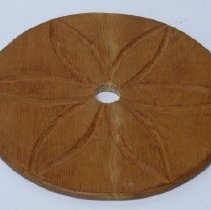 Image of Whorl, Spindle - 1981.002.015a-b