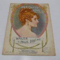 Image of Music, Sheet - 1984.016.022