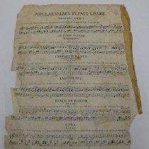 Image of Music, Sheet - 1984.016.059