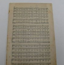 Image of Music, Sheet - 1984.016.062
