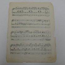 Image of Music, Sheet - 1984.016.063