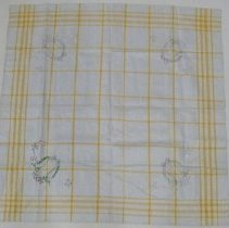 Image of Tablecloth - 1999.014.005