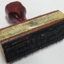 Image of Stamp, Marking - 1999.023.0032.057