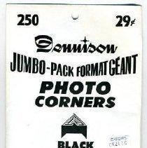 Image of Corners, Photo - 2011.023.028