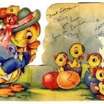 Image of Card, Greeting - 2011.052.008