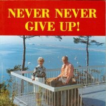 Image of Book - Never Never Give Up!