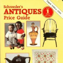 Image of Book - Schroeder's Antiques Price Guide