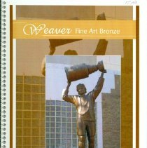 Image of Book - Weaver Fine Art Bronze
