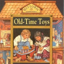 Image of Book - Old-Time Toys