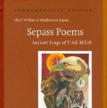 Image of Book - Sepass Poems: Ancient Songs of Y-Ail-Mihth