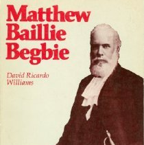 Image of Book - Matthew Baillie Begbie