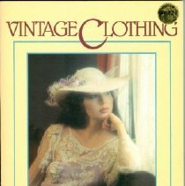 Image of Book - Vintage Clothing 1880-1960