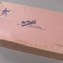 Image of Box, Candy - 1989.027.001a-b
