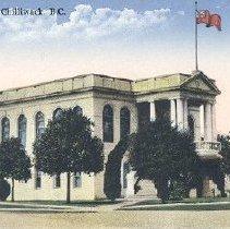 Image of Postcard - City Hall