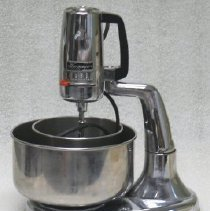 Image of Mixer, Electric - 2012.053.001