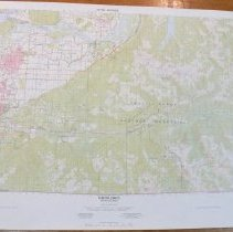 Image of Map - Map of Chilliwack