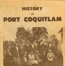 Image of Book - History of Port Coquilam