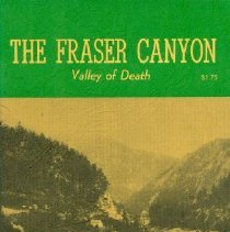 Image of Book - The Fraser Canyon
