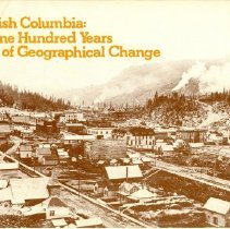 Image of Book - British Columbia: One Hundred Years of Geographical Change