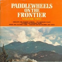 Image of Book - Paddlewheels on the Frontier, Volume Two