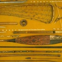 Image of Book - Images of Sport in Early Canada (Images du sport dans le Canada d'autrefois)