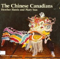 Image of Book - The Chinese Canadians
