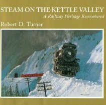 Image of Book - Steam on the Kettle Valley