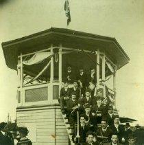 Image of Print, Photographic - Chilliwack Brass Band