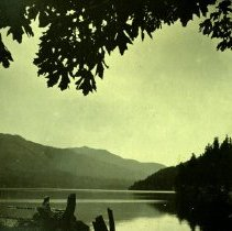 Image of Print, Photographic - Cultus Lake