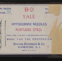 Image of Needle - 2013.042.124