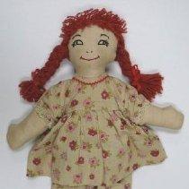 Image of Doll, Rag - 1966.009.001