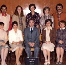 Image of Print, Photographic - Rosedale Elementary School Staff Portrait