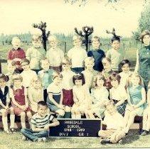 Image of Print, Photographic - Rosedale Elementary School Class Portrait