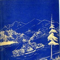 Image of Annual - Chilliwack High School Frontiersman Annual 1942-43