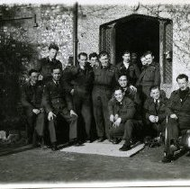 Image of Print, Photographic - Military group