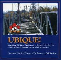 Image of Book - Ubique! Canadian Military Engineers: A Century of Service