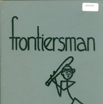 Image of Annual - 1953-1954 Frontiersman Annual
