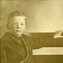 Image of Print, Photographic - Portrait of an Unknown Boy