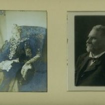 Image of Print, Photographic - Sarah and Allen Casey Wells